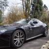 Aston Martin Vantage S – Annäherung an einen GT4 Rennwagen