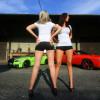 Die ANABOLICAR Promo-Girls für 2013