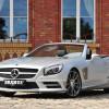 Mercedes SL 500 verfeinert von Brabus